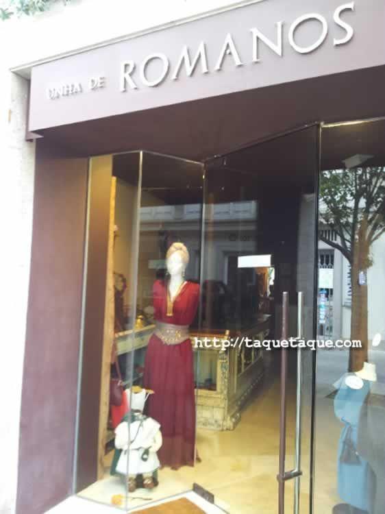 Tienda Romana - Lugo