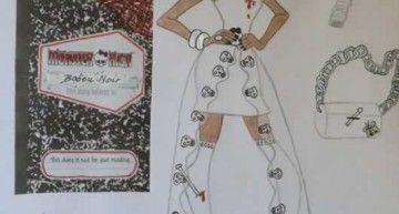 Vuestros MHOC: Bobou Noir, creada por Eva Lorenzo y su hija