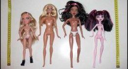 Muñenorexia: los Monster High hacen que se vean gordos los demás muñecos…