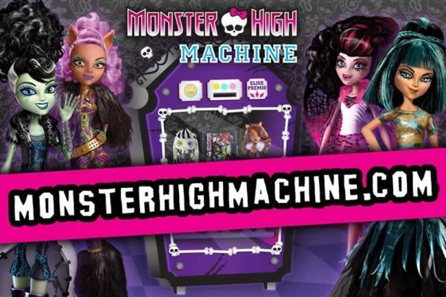 """¡El 10 de septiembre podremos ganar muchos premios con la """"Monster Machine""""!"""