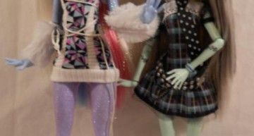 Miguel Ángel también se suma a la petición de más Monster High altas, bajas, rellenitas… ¡¡¡distintas!!! También, muchas otras cosas mías…