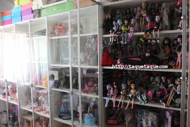 taquetaque - Parte de mi coleccion (19 de julio de 2012). Desde entonces, ha crecido...