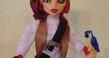 Elena CM ha convertido a Toralei en la Pirata más guapa del Caribe… ¡¡¡Pe, Angélica no mola tanto!!!