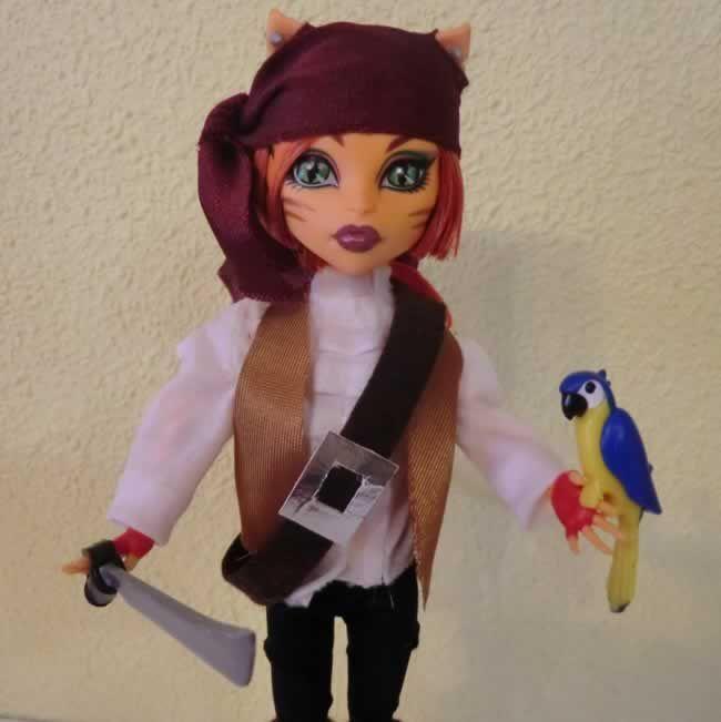 La Toralei pirata de Elena CM