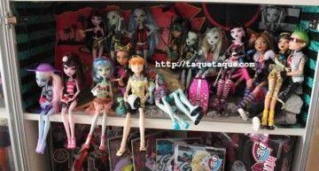 ¿Cómo va mi colección de muñecas?