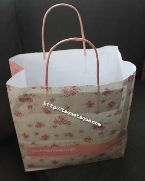 Caperucita tenía una cestita, y mi hadita madrina, esta bolsa