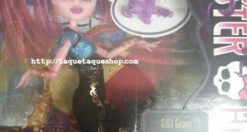 Cotilleo: ¡Gigi ya ha llegado a la Tienda de Taqué-Taqué! Una foto en primicia