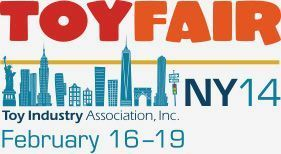 Logo Toy Fair New York 2014