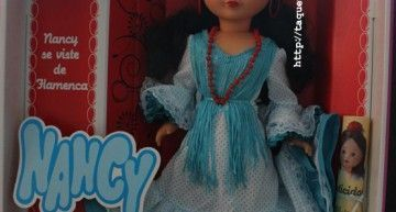 Mis Nancys (IV): Nancy Flamenca. ¡Gracias FAMOSA por reeditarla!