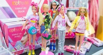 Spielwarenmesse 2015: Germany's Next Top Model y Simba Toys – Nuevas Muñecas