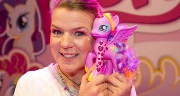 Spielwarenmesse 2015: Novedades My Little Pony – Princesa Cadance Glamour Glow y el castillo de Canterlot