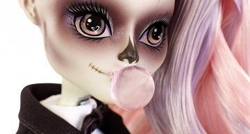 """Zomby Gaga"", la Monster High de ""Lady Gaga"" ya en España"