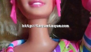 Barbie Totally Hair 25th anniversary, novedad en mi colección
