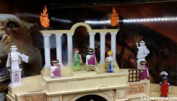 Los Playmobil Romanos de La Imperial (Lugo)