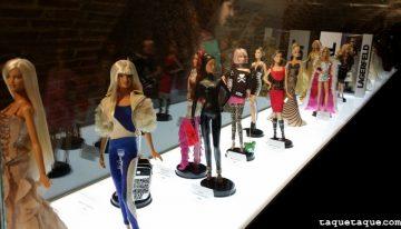 #ExpoBarbieMadrid (II): Barbie, más allá de la muñeca