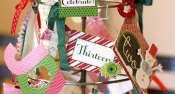 Decoración Navideña DIY (2): Calendarios de Adviento