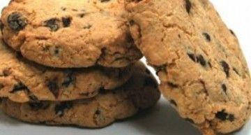 """Cookies de chocolate: esta receta es un clásico para acertar siempre (que yo """"reinventé"""" para hacer """"Pirulletas de chocolate"""")"""