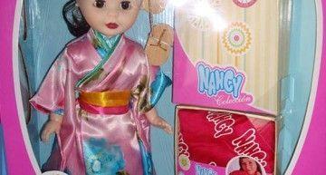 Mis Nancys de colección (I): la Nancy Geisha