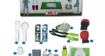"""Pixmanía: 26-in-1 Wii Fit de """"PEGA""""… ¡¡¡y tan """"de pega""""!!!"""