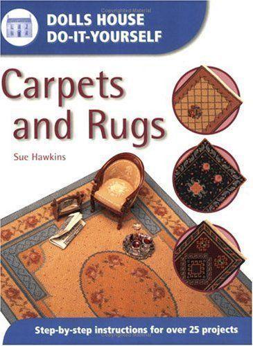 dolls house do-it-yourself diy carpets and rugs Sue Hawkins portada