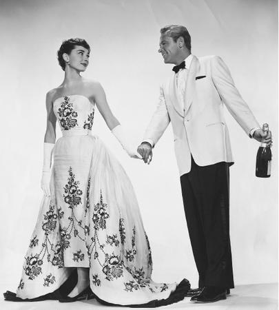 Sabrina: Audrey Hepburn y William Holden