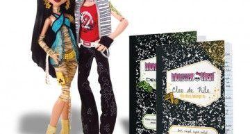 Mis Monster High (II): Cleo de Nile y Deuce Gorgon