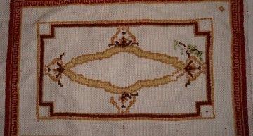 """""""Villa Eulalia"""": una alfombra para el comedor"""