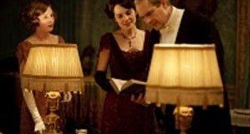"""""""Downton Abbey"""" y """"Villa Eulalia"""" (III): lámparas"""