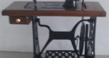 Regalitos de Benidorm (y VI): ¡¡¡la máquina de coser!!!