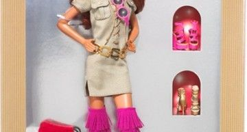 Barbie by Christian Louboutin (III): Dolly Forever