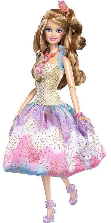 Cutie Hollywood Divas (Barbie Fashionista Swappin Styles)