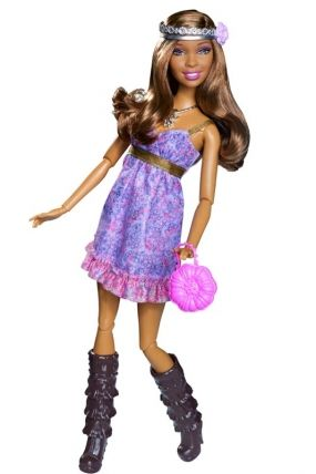 Artsy: Barbie Fashionista Swappin Styles