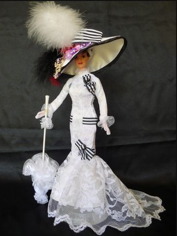 Barbie Audrey Hepburn My Fair Lady