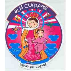 Virgencita plis, Virgen del Carmen