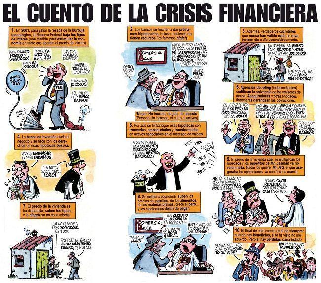 la crisis financiera - la crisis ninja