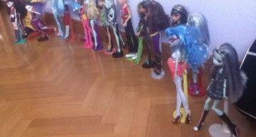 Vuestras fotos, vuestras historias: SANDRAHIGH nos presenta a sus Monster High
