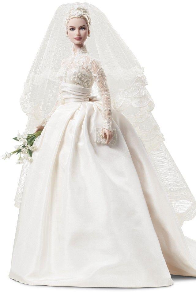 BFMC Grace Kelly The Bride Doll