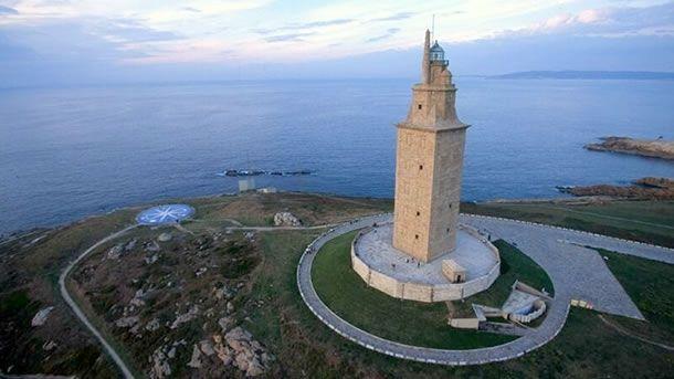 La Coruña - La Torre de Hércules