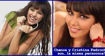 ¿Bisbal ha cambiado a la Tablada por un clon de Chenoa -Cristina Pedroche-?
