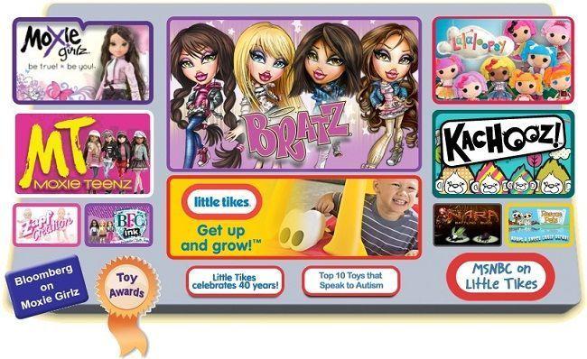 Algunos de los juguetes que más gustan a l@s niñ@s son de MGA