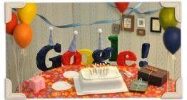 ¡¡¡Felicidades, Google!!! 13 años liderando los buscadores de Internet… y las páginas de inicio de nuestros navegadores!!!