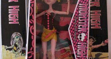 Regalazos de cumpleaños (IV): Monster High – Gloom Beach (4/5): Draculaura
