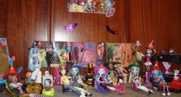 Reto Halloween (III): Helena ha celebrado una fiestaaaa a la que seguro querría asistir el mismísimo Pocholo…