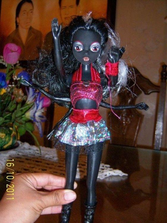 Arachne, una de las novedades de Monster High para este último trimestre de 2011