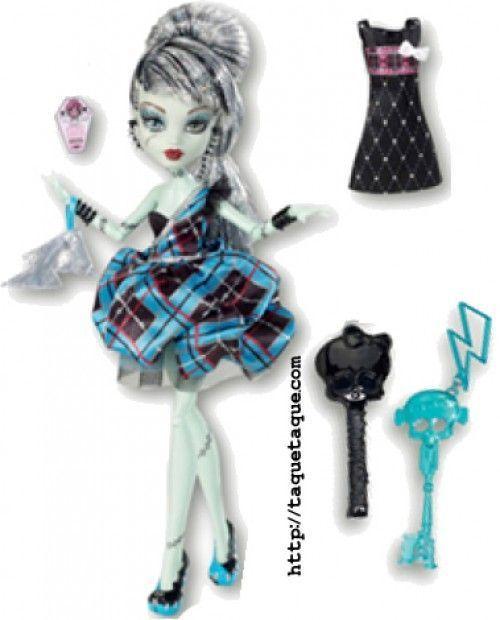Monster High: Sweet 1600 - Frankie Stein