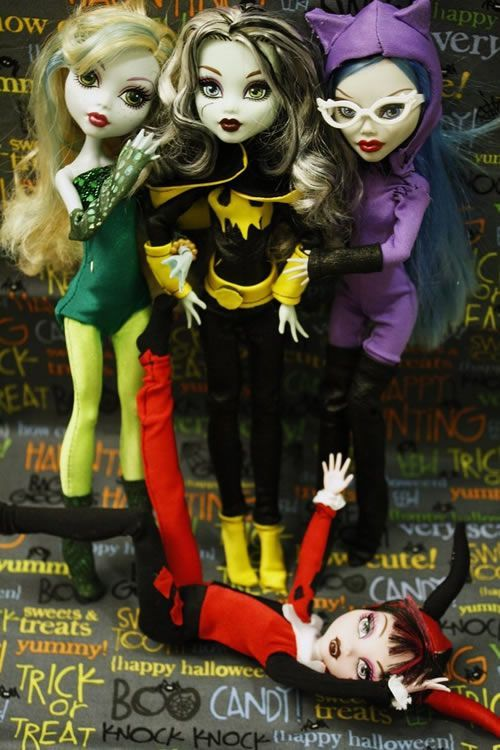 Gotham girls by Catzilerella