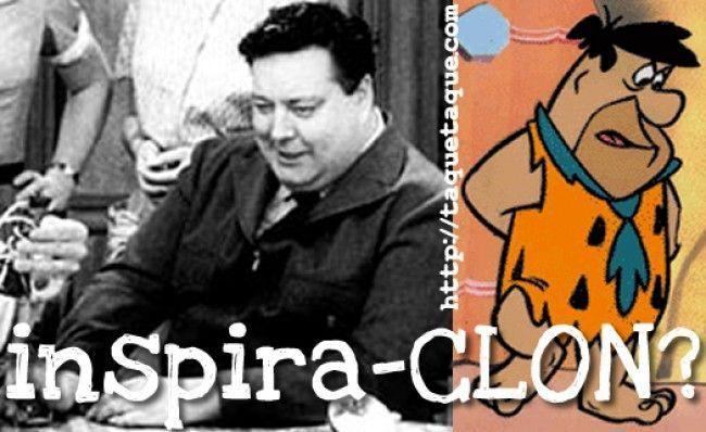 ¿Fred Flintstone (Pedro Picapiedra) es un inspiraCLÓN de Jackie Gleason?