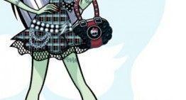 Monster High – Scrapbooking Digital (4): Frankie Stein