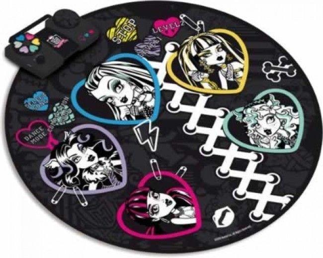 Monster High - alfombra de baile