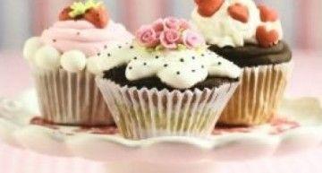 Evaaaa: ¡¡¡ya tenemos libros para hacer cupcakes!!!